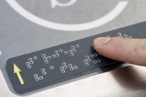 Efprinta_braille'a etykiety specjalne